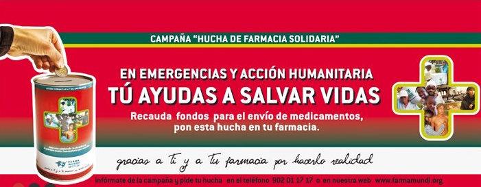 hucha solidaria farmaciasecadero.com